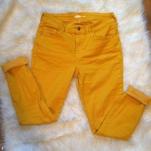 Super Skinny Old Navy Rockstar Jeans
